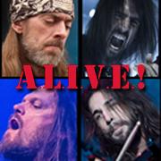 Alive fb profile pic
