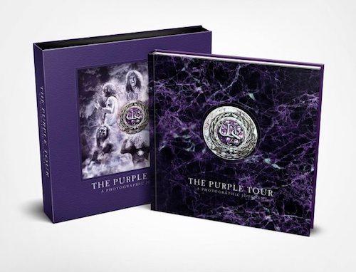 Resultado de imagem para the purple tour photographic book