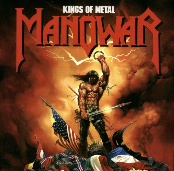 manowarkings ofmetal