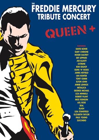 Queen Mercury Tribute640