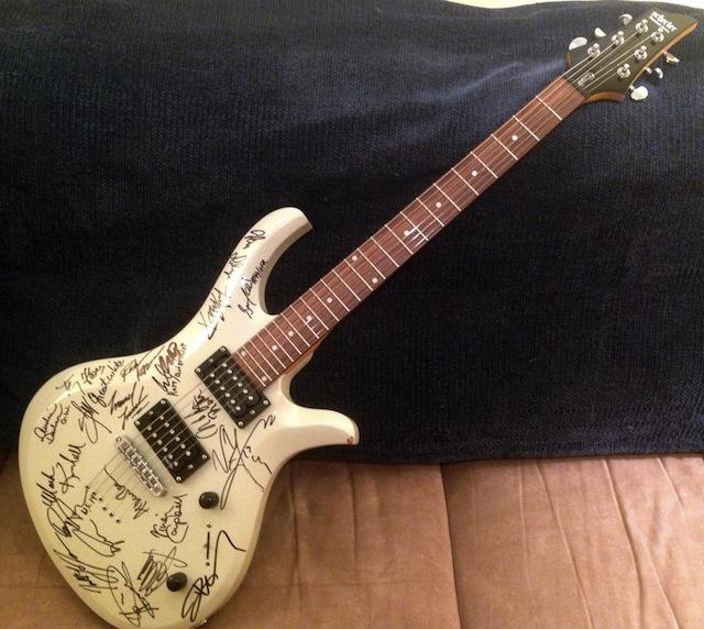 signedguitar4charity