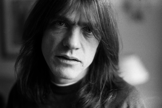 ACDC Malcolm Young Germany 1992 31