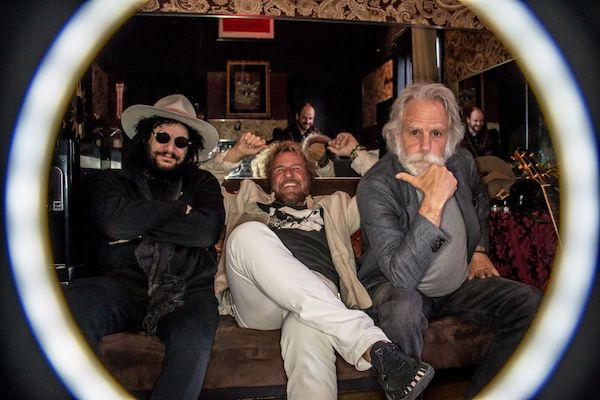 Sammy Hagar And Bob Weir Co Host Sold Out Fifth Annual