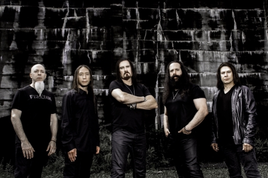 DREAM THEATER'S JAMES LABRIE DISCUSSES THE BAND'S LATEST